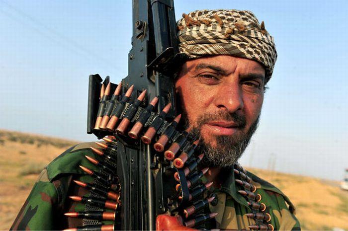 Faces of Libyan Revolution (29 pics)