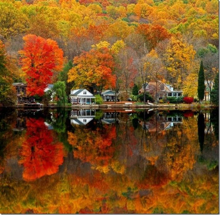 Beautiful Reflections in Water (37 pics)