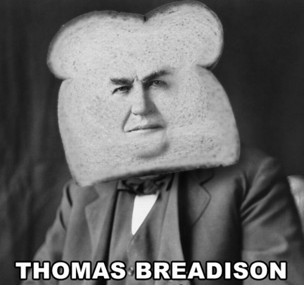 Bread People (84 pics)