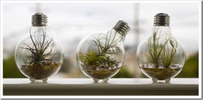Awesome Art Inside Light Bulbs (17 pics)