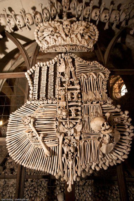 Cathedral Made Ouf Human Remains (27 pics)