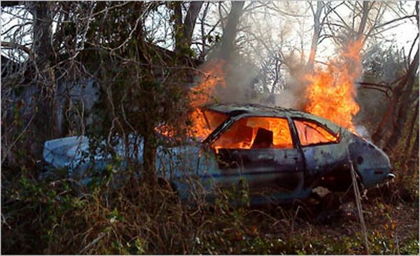 How to Cook Bacon on a Ford Pinto (29 pics)