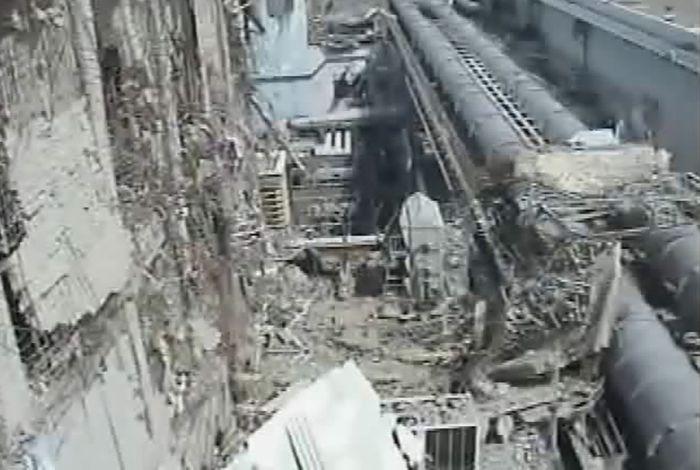 Inside The Fukushima Nuclear Plant (40 pics)