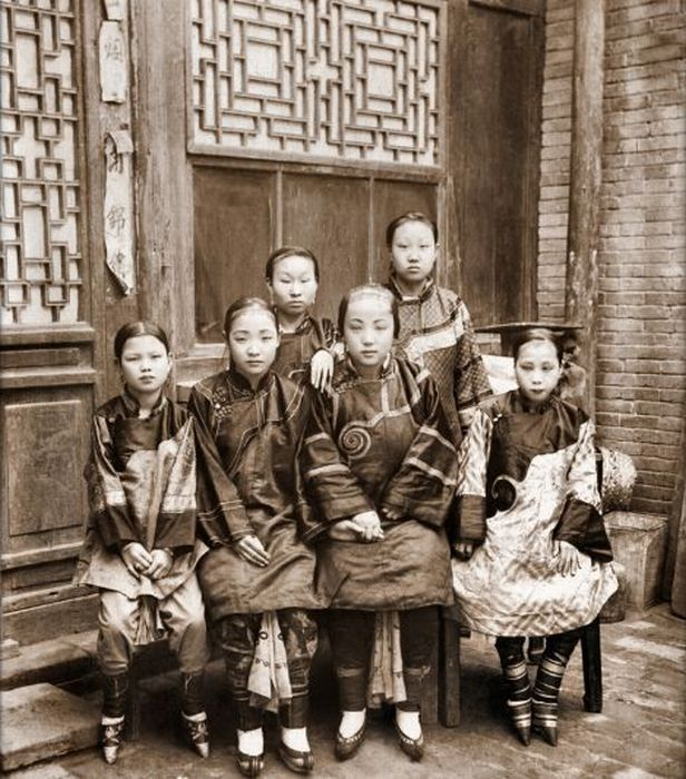 Old Pictures of China (75 pics)