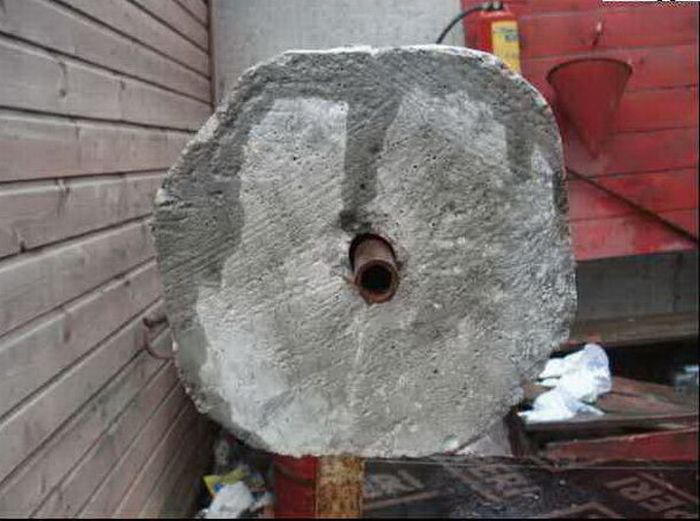 Cement Weight (4 pics)