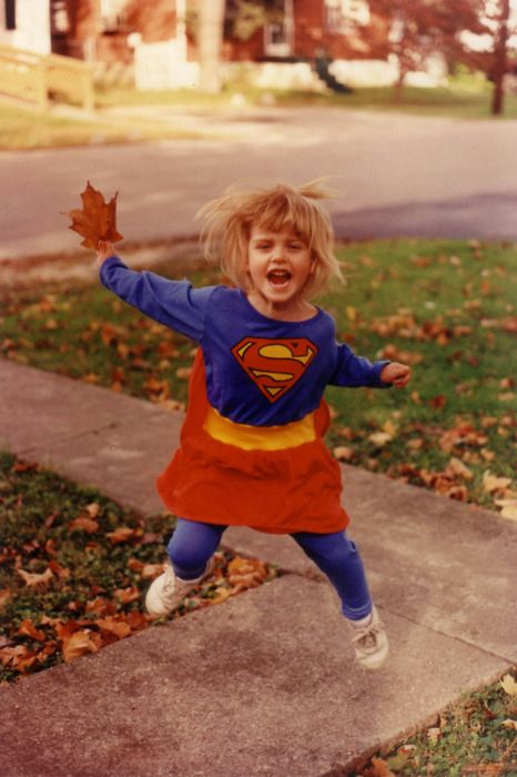 Girls Superheroes (12 pics)