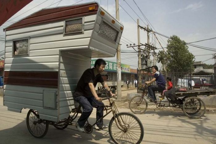 House on Wheels (7 pics)