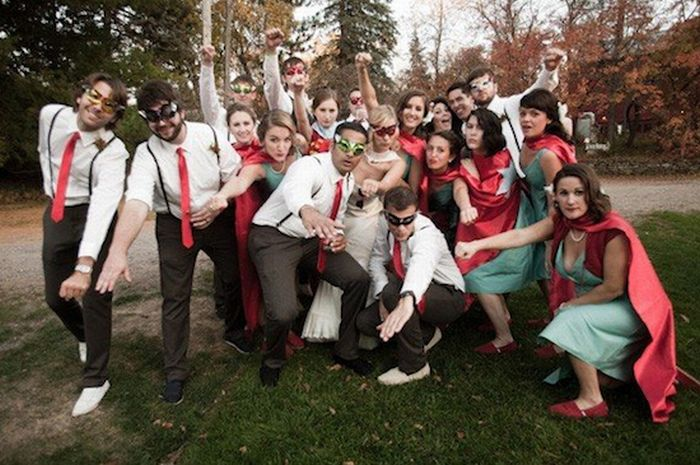 Nerdy Weddings (30 pics)