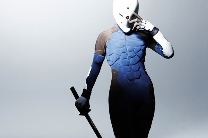 & Amazing Grey Fox Cosplay Costume (36 pics)