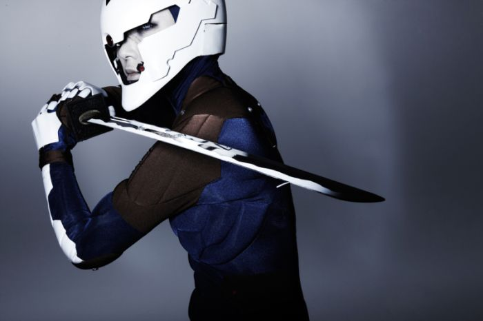 Amazing Grey Fox Cosplay Costume (36 pics)