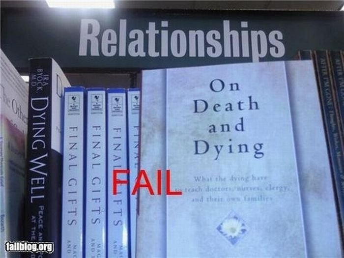 Irony in the Bookstore (19 pics)