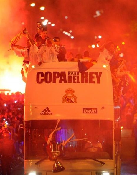 Real Madrid Cup Fail (3 pics + video)