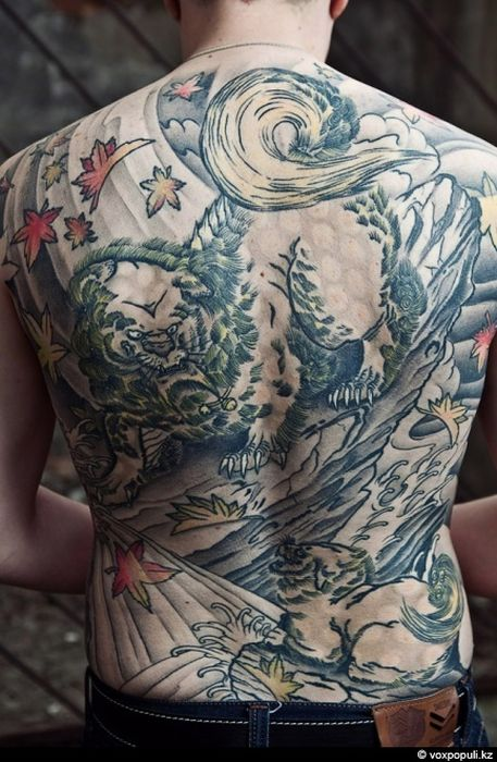People with Tattoos (34 pics)