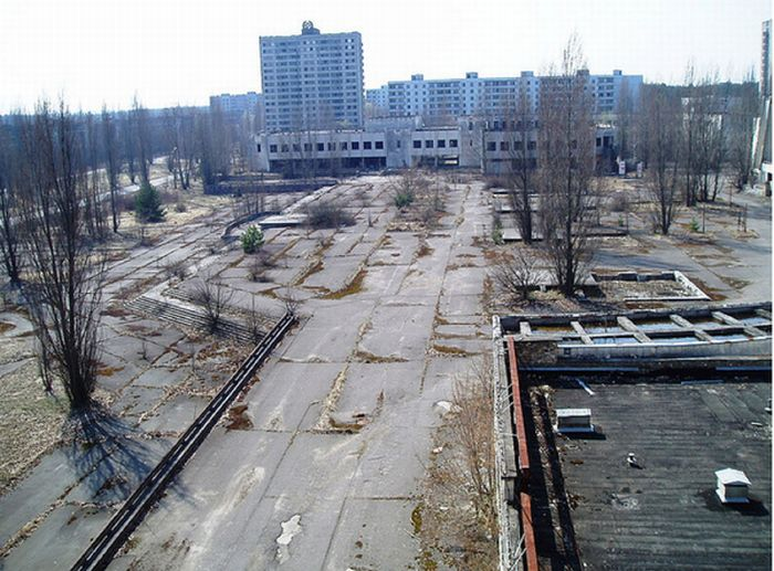 Chernobyl. 25 Years Later (50 pics)