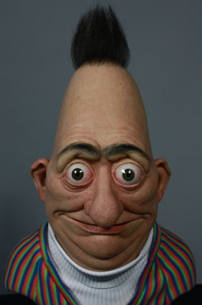 The Real Life Bert from Bert and Ernie (7 pics)