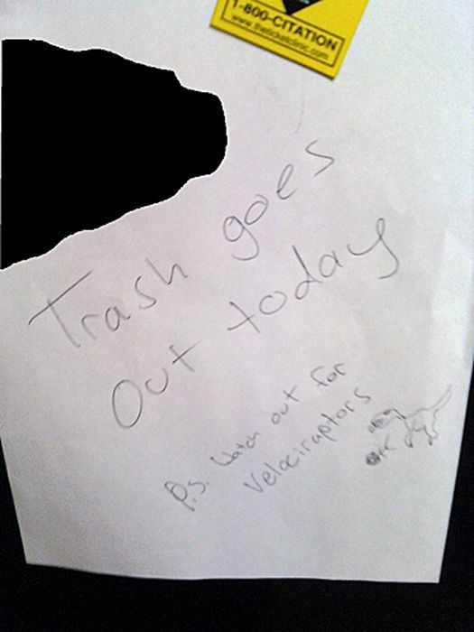 Hilarious and Angry Roommate Messages (16 pics)