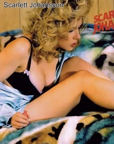 nude pictures of scarlett johansson  526813
