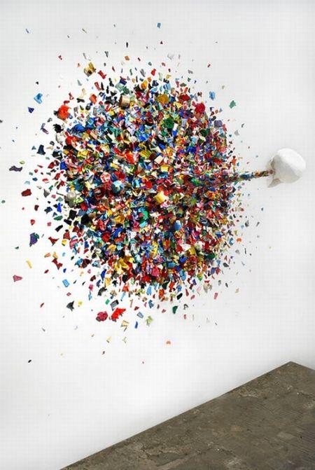 Confetti Death (4 pics)
