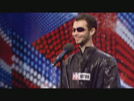 Britain's Got Talent Matrix Body