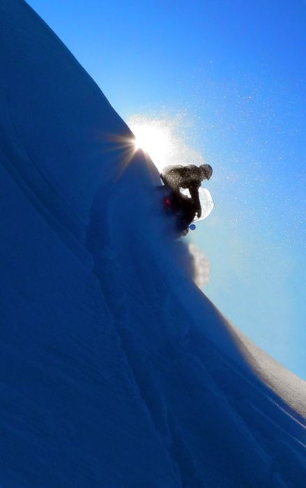 Snowmobile Photos (25 pics)