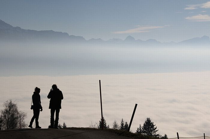 Amazing Places Above the Clouds (50 pics)