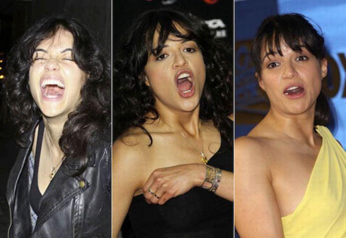Celebrity Smiles (20 pics)