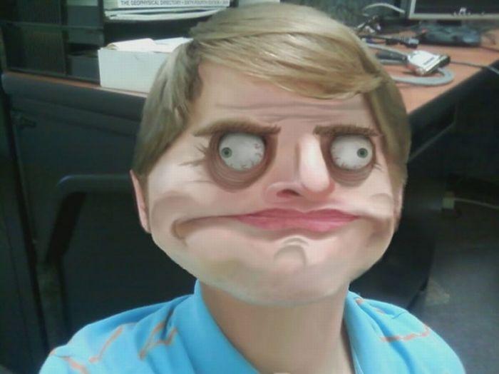 Meme Faces (9 pics)