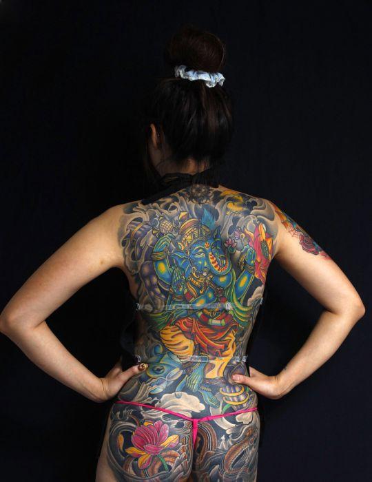 Extreme Tattoos (34 pics)