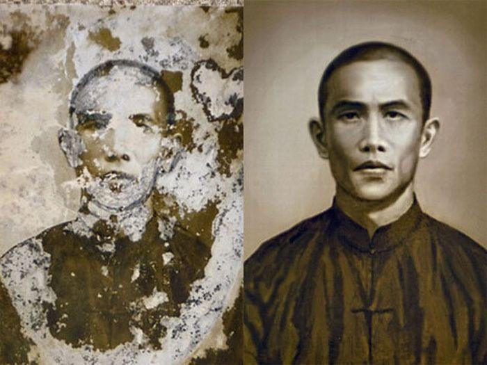 Amazing Photo Restorations (6 pics)