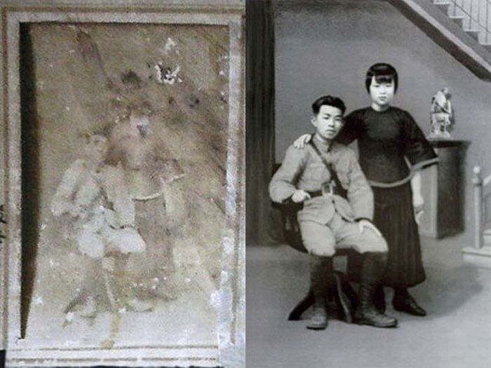 Amazing Photo Restorations (6 pics)