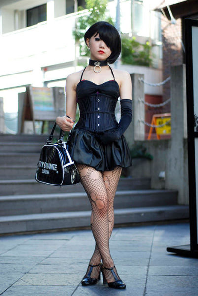 Strange Japanese Fashion (47 pics)