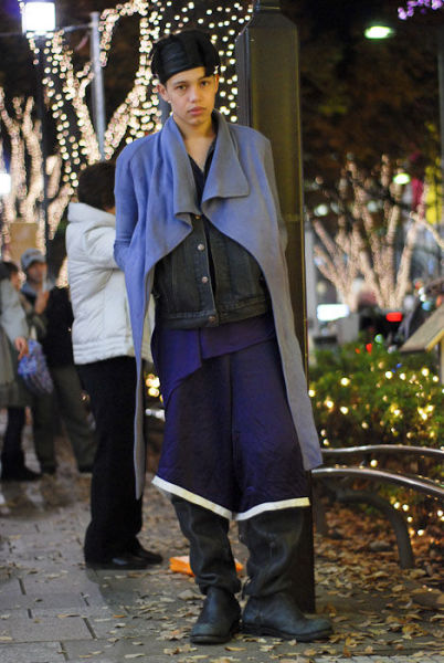 Strange Japanese Fashion (47 pics)