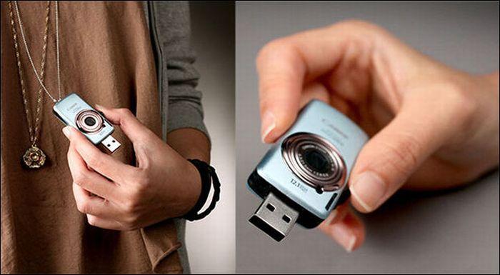 Unique USB Fash Drives (24 pics)