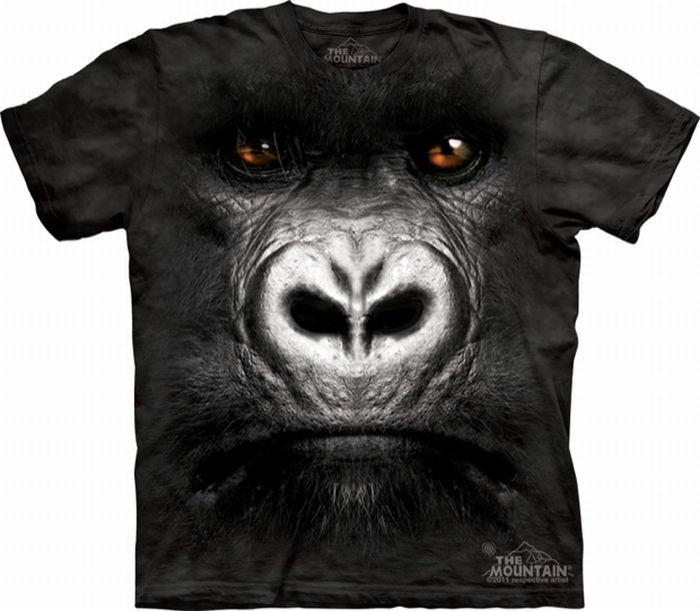 Animals on T-Shirts (20 pics)