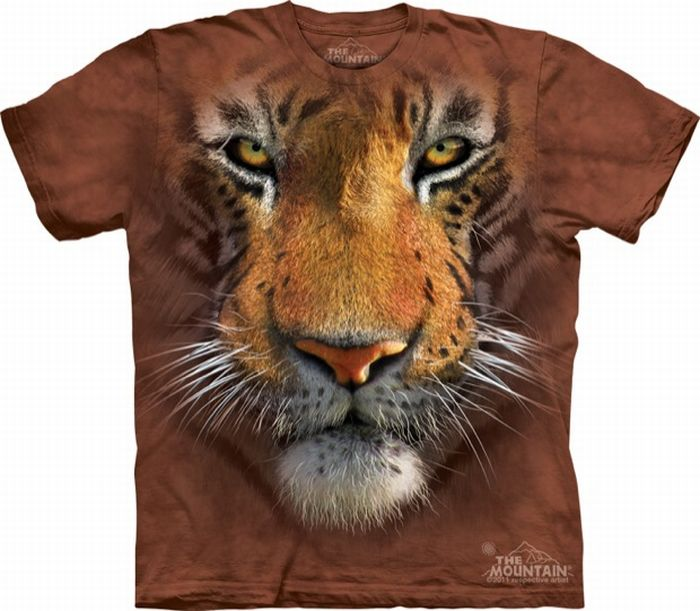 Animals on T-Shirts (20 pics)