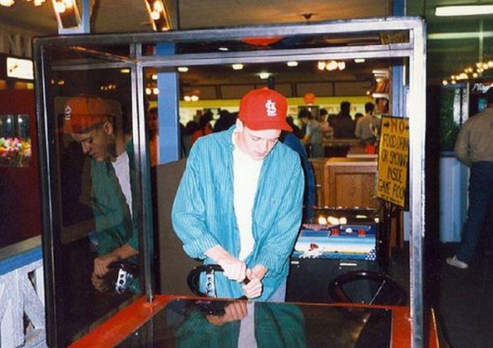 Arcades in the '80s (40 pics)