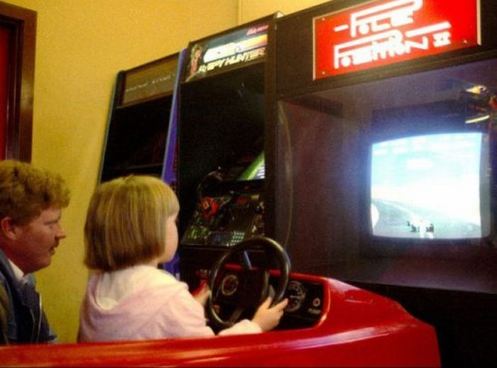 Arcades in the '80s (40 pics)