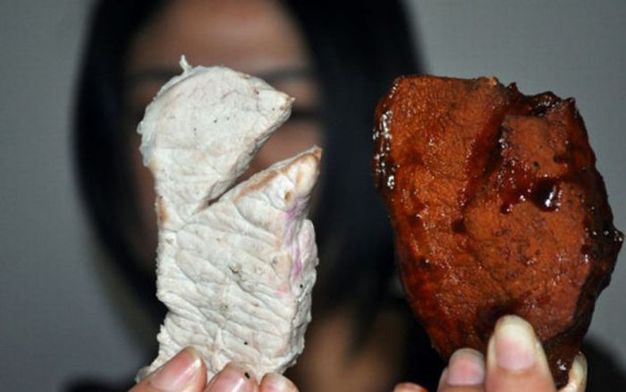 How to Turn Pork into Beef (11 pics)