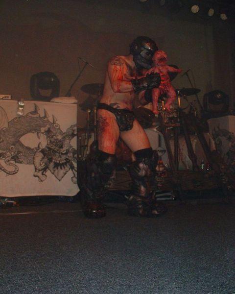 GWAR at Concert (5 pics)