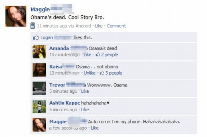osama bin laden facebook. -44 |. Facebook