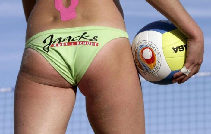 Beach Volleyball Girls 25 Pics-5825