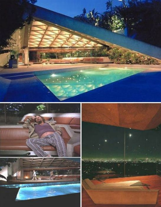 Houses Used in Movies (13 pics)