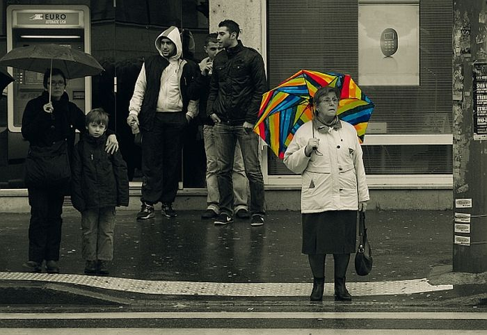 Selective Color (62 pics)