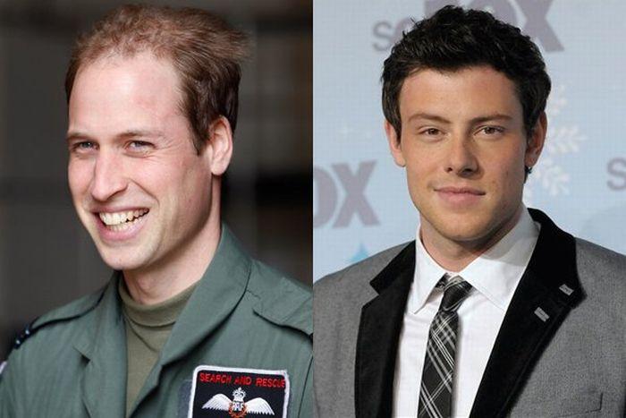 Surprising Same-Age Celebrities (32 pics)