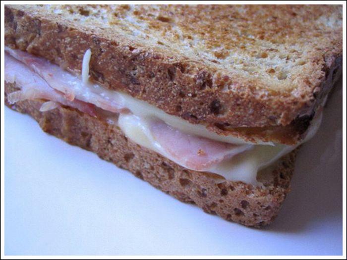 Egg Sandwich (24 pics)