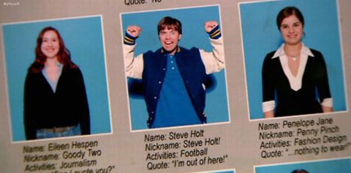 Embarrassing Yearbook Quotes (3 pics)