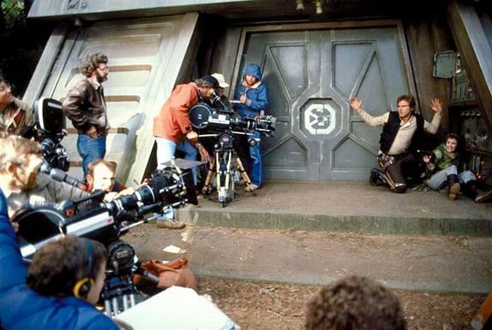 Star Wars Behind The Scenes (29 pics)