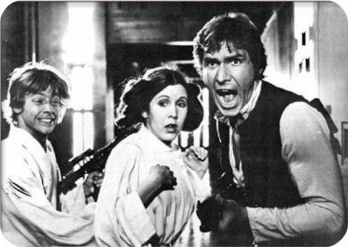 Star Wars Behind The Scenes (29 pics)
