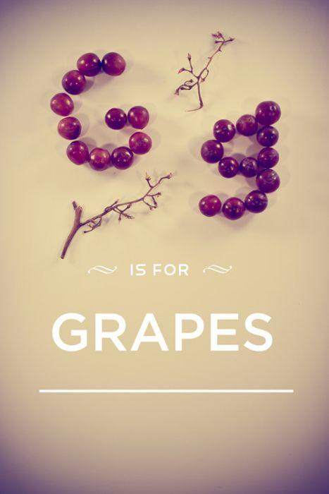 Alphabet Carved into Food (25 pics)