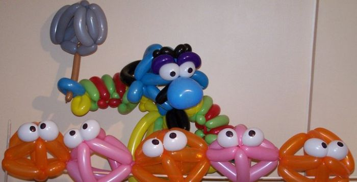 Awesome Balloon Toys (16 pics)